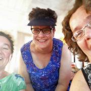 Anneke, Joke en Aukje